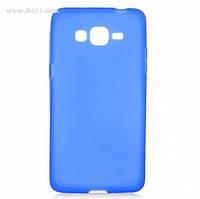 Чехол силиконовый для Samsung Galaxy Grand Prime TV (G530bt/G531bt) blue