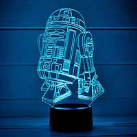 3D Лампы-Светильники
