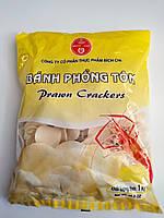 Креветочные чипсы 1кг Bich-Chi