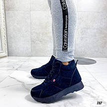 Синие кроссы 787 (ТМ), фото 2