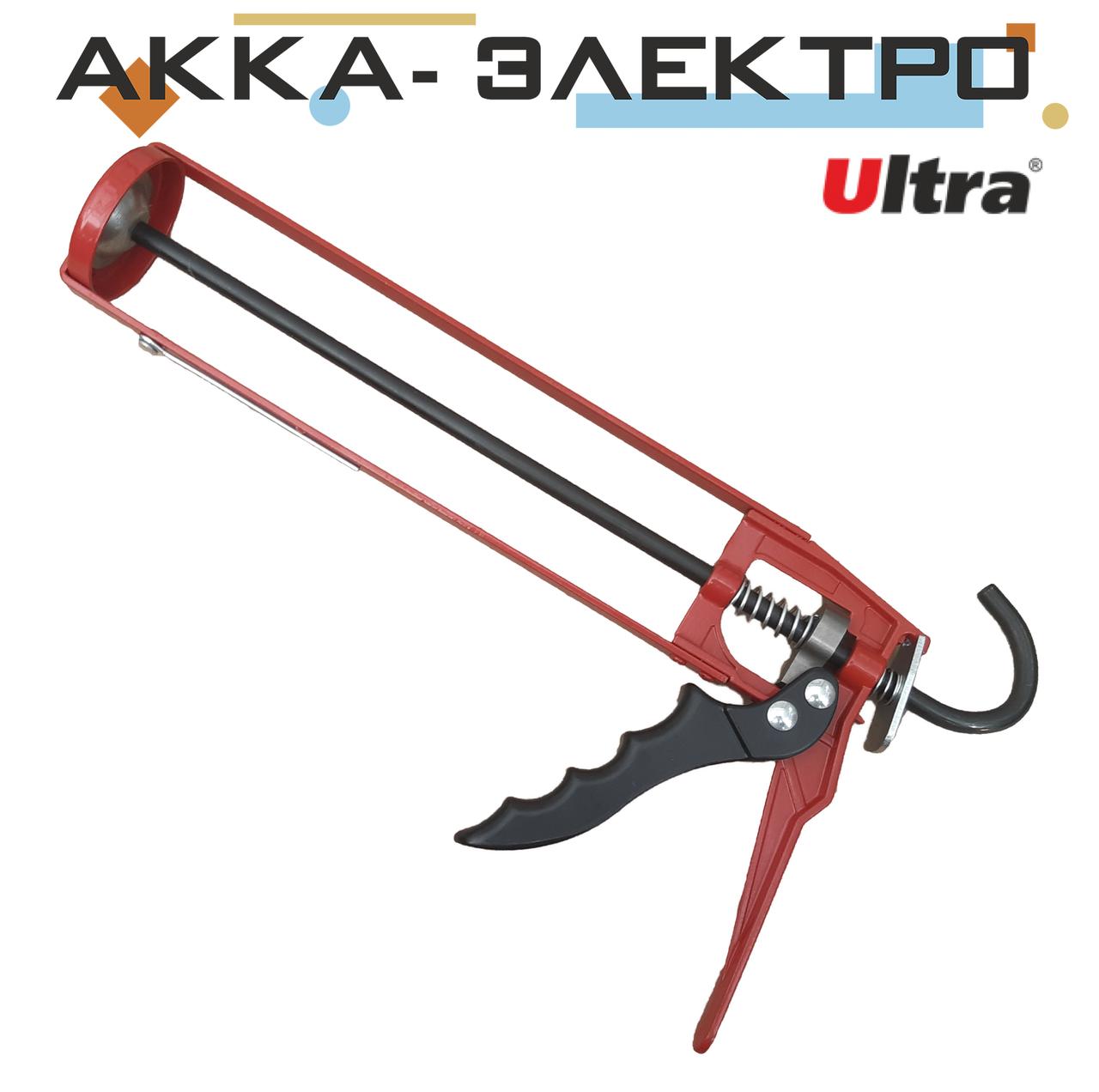 Пистолет для герметиков Ultra 225 мм усиленный (2723002)