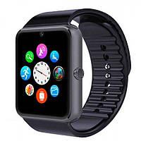 Розумні годинник телефон Smart Watch Phone GT08 + подарунок карта пам'яті 16Gb