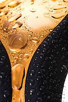 Стимулятор зовнішніх інтимних зон Waname D-Splash Surf, силікон, чорний, 10,8 см, фото 7