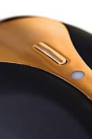 Стимулятор зовнішніх інтимних зон Waname D-Splash Surf, силікон, чорний, 10,8 см, фото 10