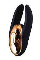 Вібромасажер Waname D-Splash Wave силікон чорний, 9,3 см, фото 9
