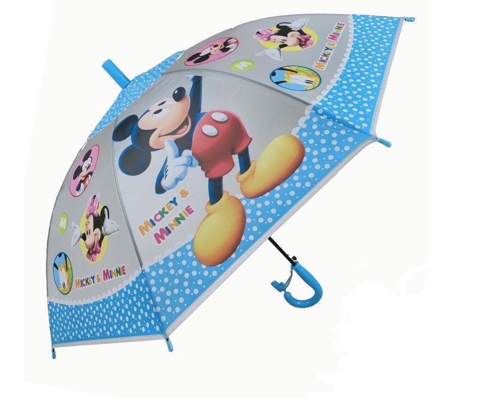 Детский зонт трость зонтик для детей механический