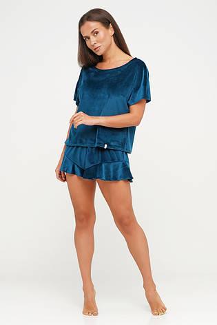 Плюшева піжама шорти і футболка TM Orli, фото 2