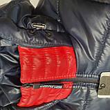 ОПТОМ Зимова підліткова куртка, Тоні, розміри 36-44, фото 8