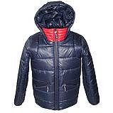 ОПТОМ Зимова підліткова куртка, Тоні, розміри 36-44, фото 9