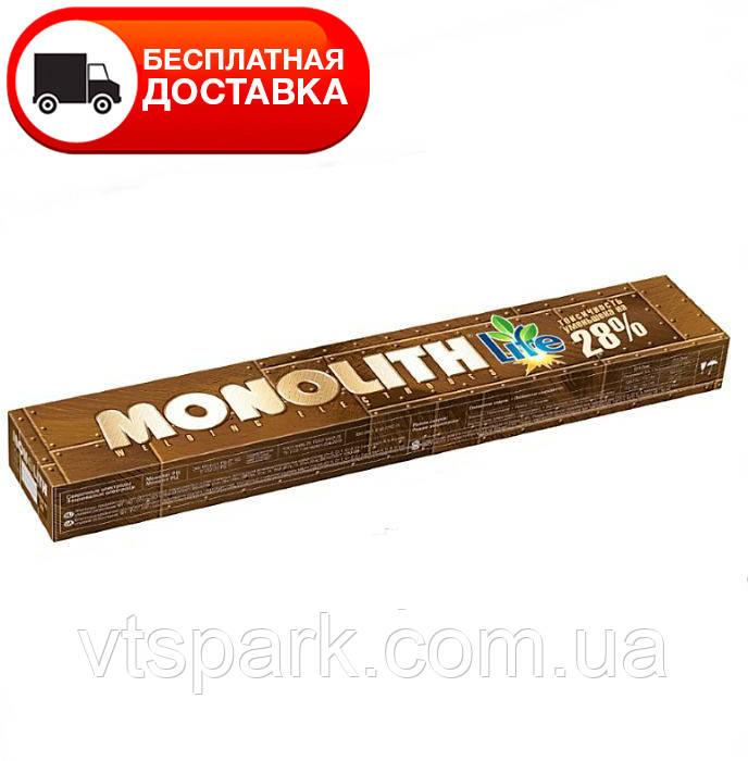 Электроды Monolith, электроды Монолит 3мм 2,5кг/уп., електроди Моноліт