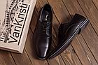 Туфли мужские классические кожаные VanKristi, фото 4