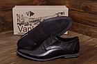 Туфли мужские классические кожаные VanKristi, фото 3