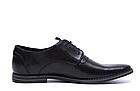 Туфли мужские классические кожаные VanKristi, фото 7
