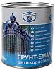 Эмаль - грунт антикоррозионная алкидная 3в1 VIKING белая 0,9 кг