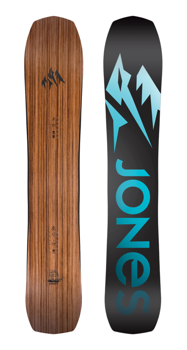 Сноуборд Jones Snowboards Flagship 2020 158