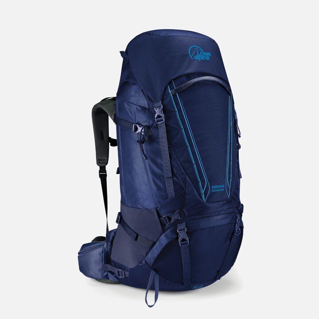 Рюкзак женский Lowe Alpine Diran ND 40:50 Blue Print (LA FMQ-17-BP-40)