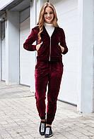 Красивый велюровый спортивный костюм женский 42-48 размеры разные расцветки