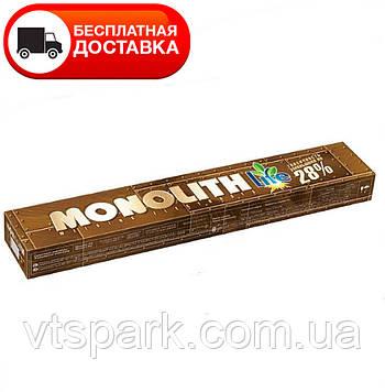 Электроды Monolith, электроды сварочные Монолит РЦ 3мм 5кг/тубус., електроди Моноліт