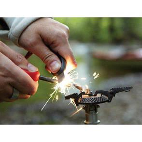 Огниво Light my Fire Swedish FireSteel 2,0 Scout pin-pack Cyan Blue, фото 2