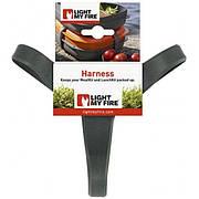 Резинка Light My Fire Harness pin-pack Grey (LMF 30253410)