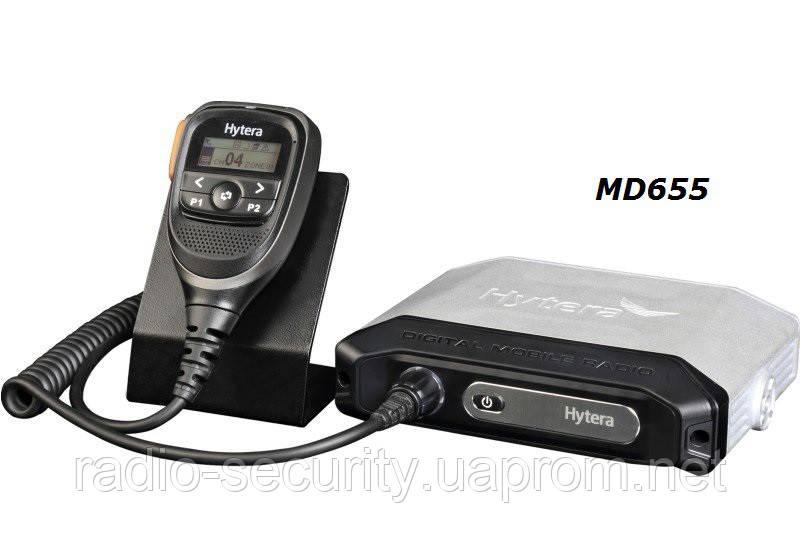 Радиостанция автомобильная цифровая HYTERA MD655
