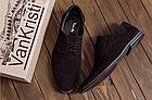 Туфли мужские классические из натуральной замши VanKristi, фото 4