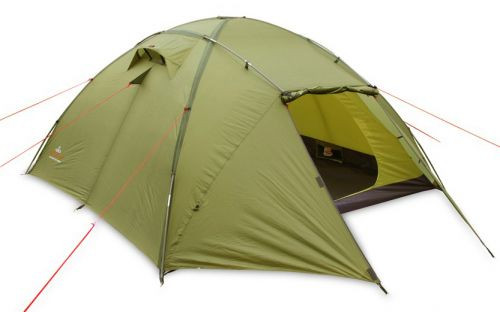 Туристическая палатка Pinguin Tornado 2