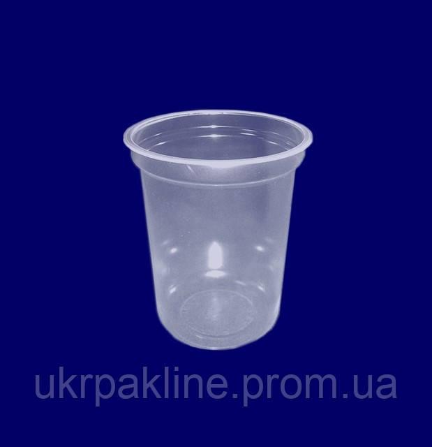Стакан одноразовый пластиковый  арт.95107 РР