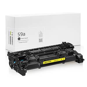 Совместимый картридж HP 59A Black (CF259A), версия без чипа, 3.000 копий, аналог от Gravitone