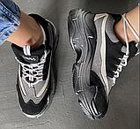 Кросівки чорні, фото 3