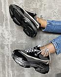 Кросівки чорні, фото 2