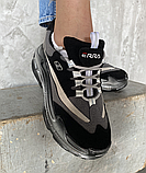 Кросівки чорні, фото 5