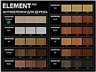 Аква-антисептик Бесцветный для дерева WOODSTAIN Element 0,75л (Аквалазурь элемент), фото 2