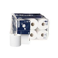 Tork SmartOne папір туалетний в міні-рулонах 2 шари 111,6 м 12 рул/уп 472193 T9 Premium