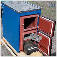 Твердотопливный котел плита Корди 10 кВт