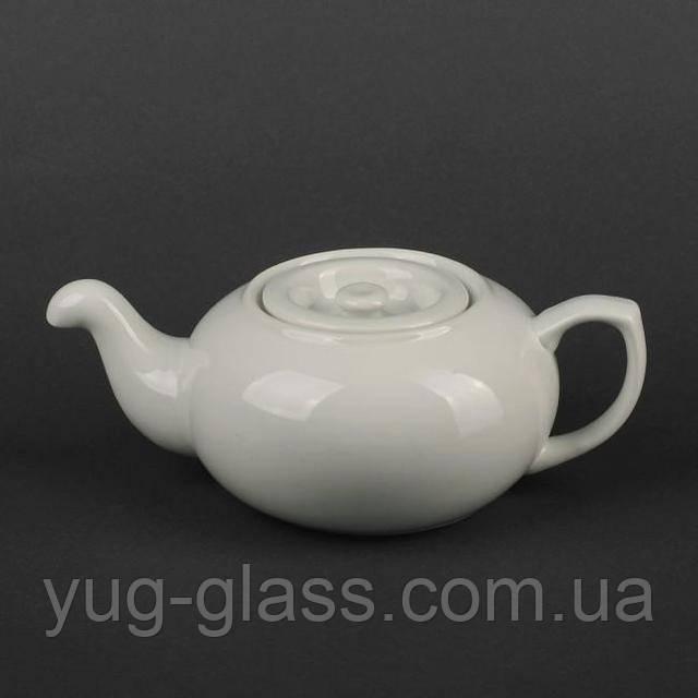 Чайник заварочный белый