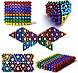 Конструктор-головоломка Neocube 216 кульок Магнітна іграшка головоломка, фото 5