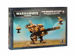 Warhammer 40000: XV88 Broadside Battlesuit