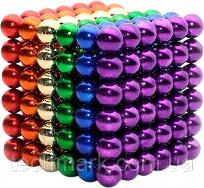 Конструктор-головоломка Neocube 216 кульок Магнітна іграшка головоломка
