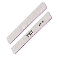 Пилка C.T.C nail systems прямая широкая 100/100 серая полиуретан