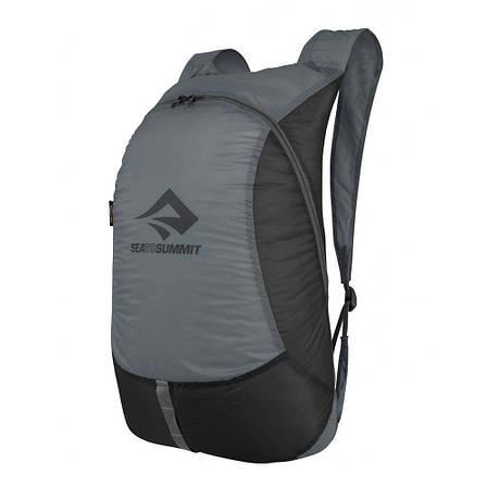 Рюкзак складной Sea To Summit Ultra-Sil Day Pack Black, 20 л (STS AUDPBK), фото 2