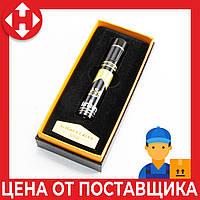 Розпродаж! Спіральна сенсорна акумуляторна запальничка, Marlboro (Art 113) Чорна, електрозапальничка від юсб, фото 1