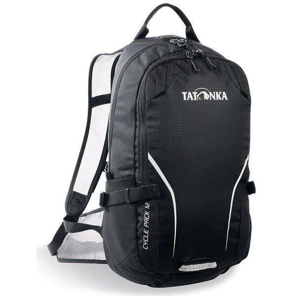 Рюкзак Tatonka Cycle pack 12, Black (TAT 1525,040)