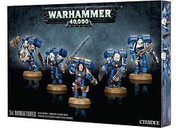 Warhammer 40000: Space Marine Vanguard Veteran Squad