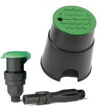 Клапанные боксы и клапаны быстрого доступа Rain bird