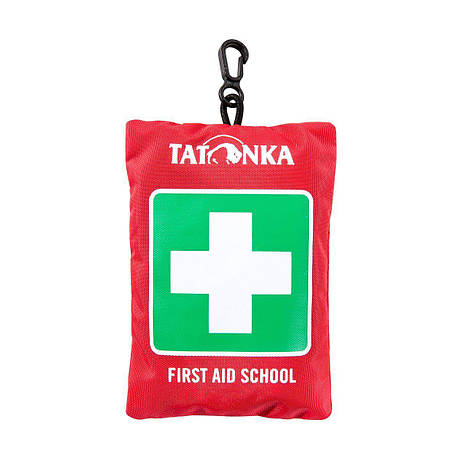 Аптечка Tatonka First Aid School, Red (TAT 2704,015), фото 2
