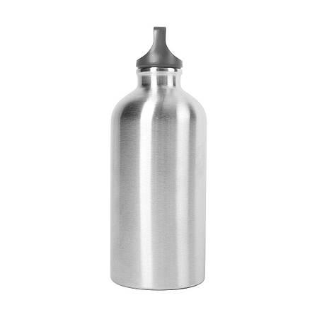 Фляга Tatonka Stainless Steel Bottle, Polished, 0,5L (TAT 4181,000), фото 2