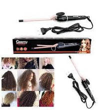 Плойка африканка щипці для завивки волосся Geemy GM-2825 африканські кучері