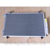 Радиатор кондиционера Geely Emgrand EC7/FC/SL / Джили Эмгранд ЕС7/ФС/СЛ 1067000139