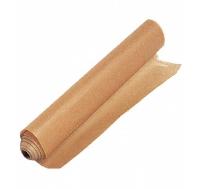 ПодПергамент коричневый для выпечки (ширина 42 см) 80 м